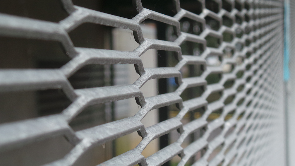 Meshed up